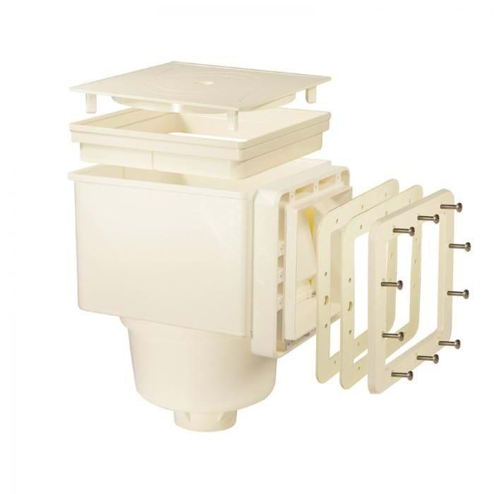 устройство для забора воды на фильтрацию в бассейне