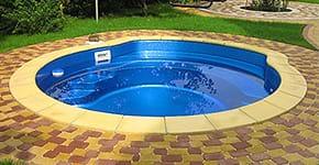 Заказать пластиковый бассейн от компании ДМВ Плюс