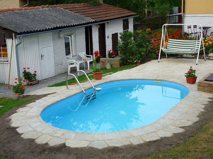 Фото как должен выглядеть бассейн после расконсервации