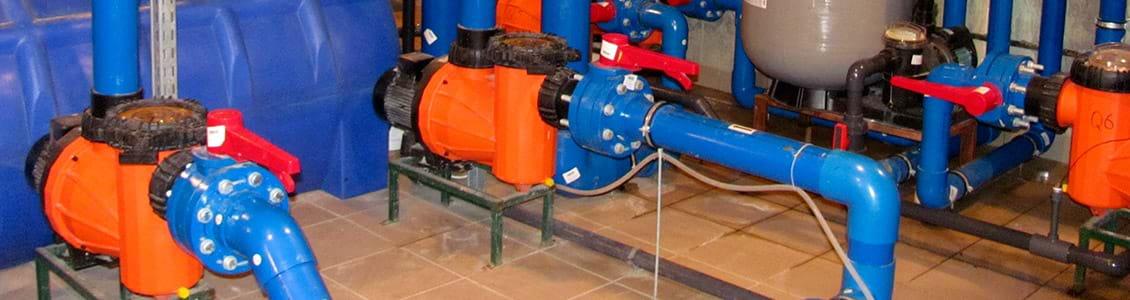 Ремонт и сервис оборудования для бассейнов киев