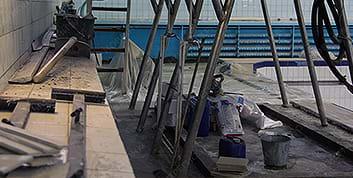 Реконструкция или реновация бассейна