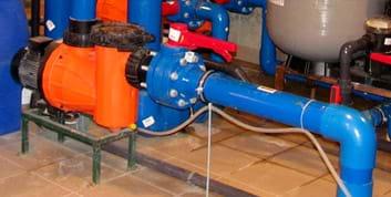 Ремонт и сервис оборудования для бассейна